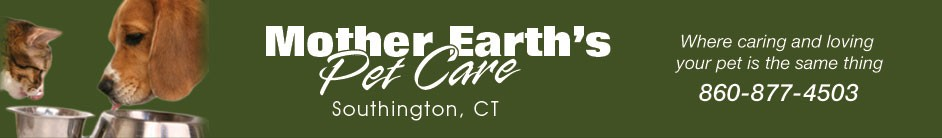 Mother Earths Pet Care – Southington CT
